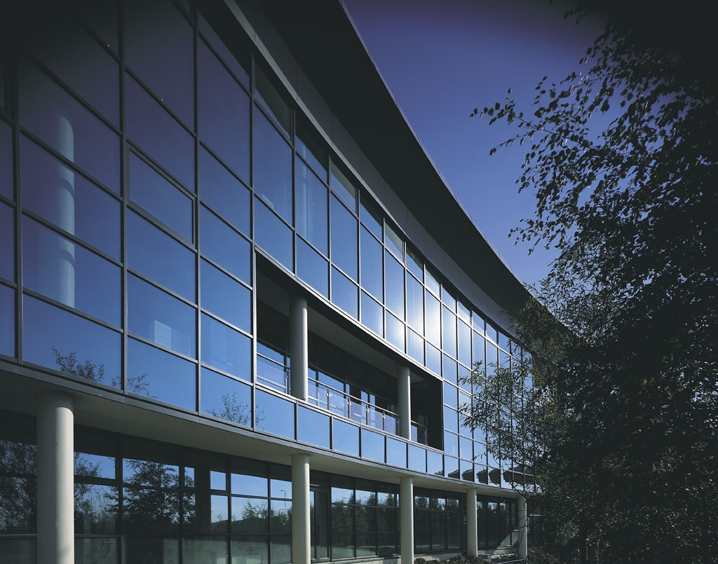 A fully serviced campus with a range of flexible commercial space